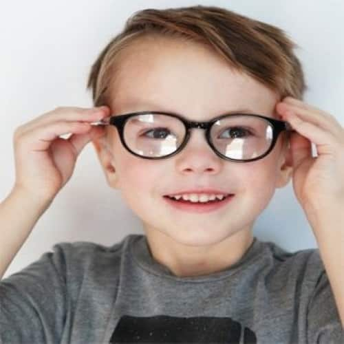 Eyeglasses for children